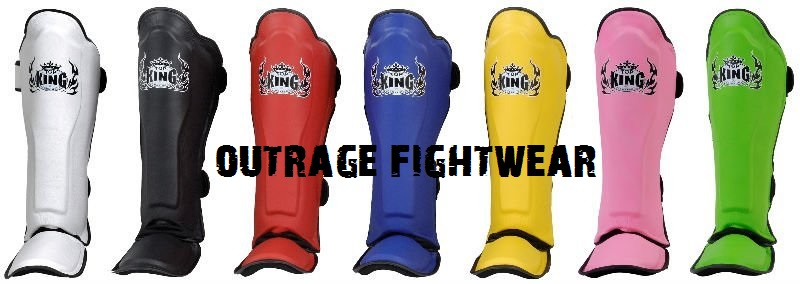Thai Shin Guards