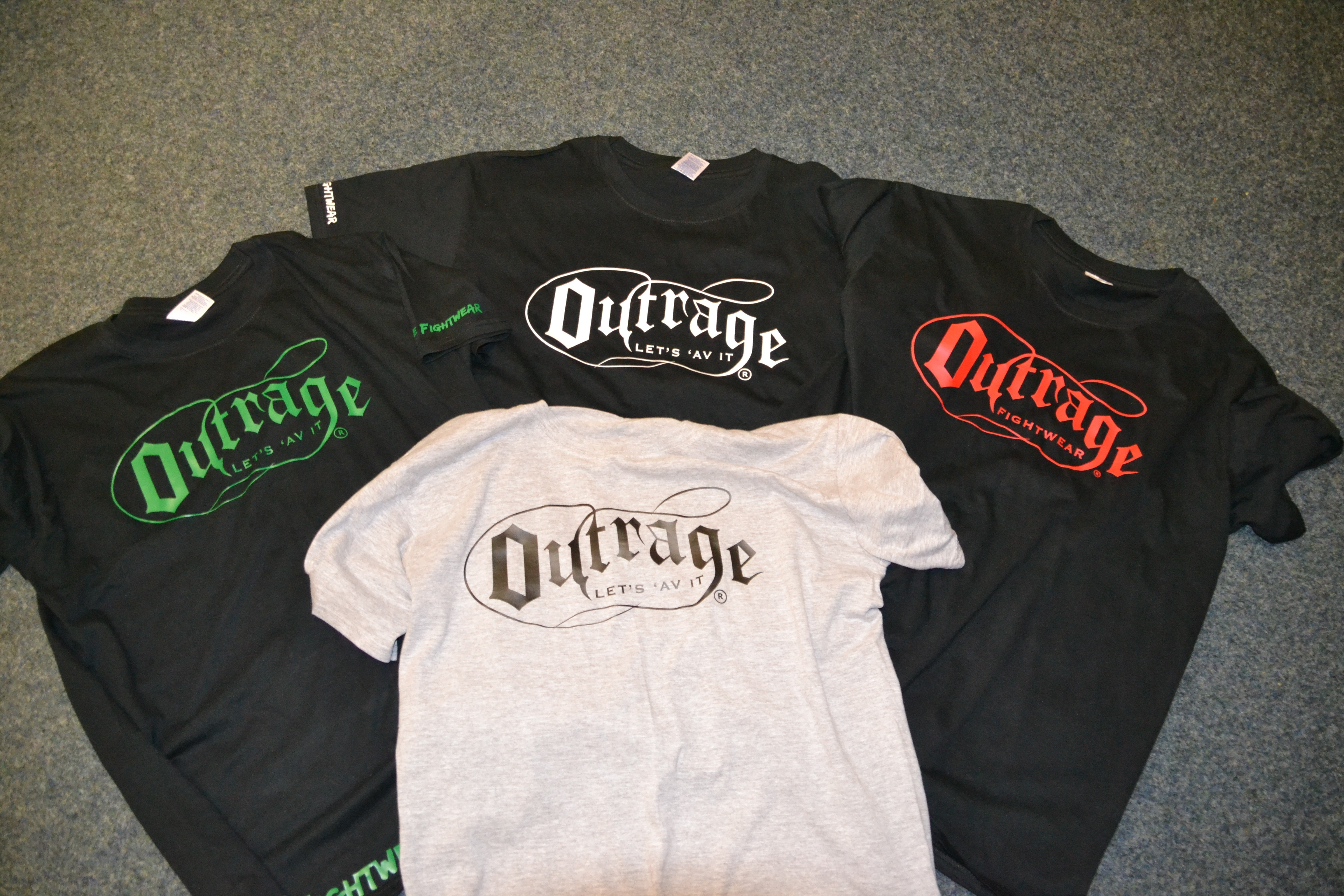 Outrage Clothing