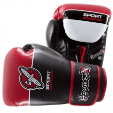 Hayabusa Sport 16oz Training Gloves - Red , 16oz