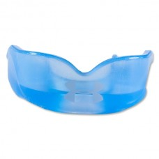 Under amour UA Braces strapless Mouthguard Youth - Blue