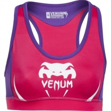 venum body fit ladies sports bra-Pink