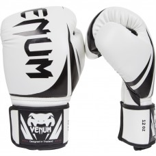 "Venum ""Challenger 2.0"" Boxing Gloves -WHITE- 10oz"